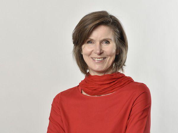Porträt von Elisabeth Goerner